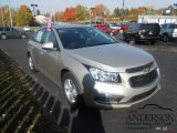 2016 Champagne Silver Metallic Chevrolet Cruze Limited LT #108109008