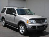 2003 Silver Birch Metallic Ford Explorer XLT 4x4 #10791650