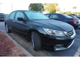 2014 Honda Accord Sport Sedan Front 3/4 View