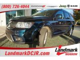 2014 Fathom Blue Pearl Dodge Journey SXT #108108730