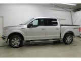 2015 Ingot Silver Metallic Ford F150 XLT SuperCrew 4x4 #108108344