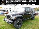 2016 Black Jeep Wrangler Unlimited Rubicon Hard Rock 4x4 #108108643