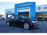 2016 Black Granite Metallic Chevrolet Cruze Limited LTZ #108144257