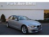 2013 Glacier Silver Metallic BMW 3 Series 328i xDrive Sedan #108143994