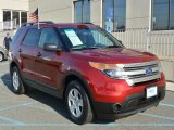 2013 Ruby Red Metallic Ford Explorer 4WD #108144418