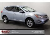 2012 Frosted Steel Nissan Rogue SV #108144246