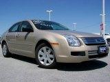 2008 Dune Pearl Metallic Ford Fusion S #10776686