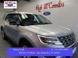 2016 Ingot Silver Metallic Ford Explorer XLT #108144049