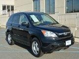 2009 Crystal Black Pearl Honda CR-V EX 4WD #108144410