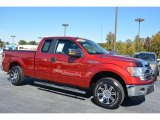 2014 Ford F150 XLT SuperCab