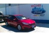 2015 Ruby Red Metallic Ford Focus SE Sedan #108144031