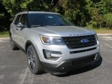 2016 Ford Explorer Sport 4WD Front 3/4 View