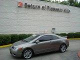 2007 Galaxy Gray Metallic Honda Civic Si Coupe #10780561