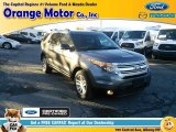 2014 Sterling Gray Ford Explorer XLT 4WD #108144192