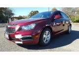 2016 Siren Red Tintcoat Chevrolet Cruze Limited LT #108143868