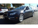 2016 Black Granite Metallic Chevrolet Cruze Limited LT #108143864
