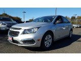 2016 Silver Ice Metallic Chevrolet Cruze Limited LS #108143861