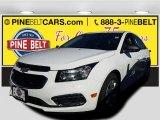 2016 Summit White Chevrolet Cruze Limited LS #108143853