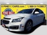 2016 Summit White Chevrolet Cruze Limited LT #108143851