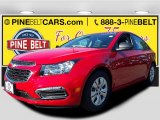2016 Red Hot Chevrolet Cruze Limited LS #108143844
