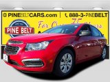 2016 Red Hot Chevrolet Cruze Limited LS #108143841