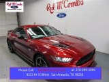 2016 Ruby Red Metallic Ford Mustang GT/CS California Special Coupe #108189886