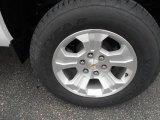 2016 Chevrolet Silverado 1500 LTZ Z71 Double Cab 4x4 Wheel