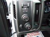 2016 Chevrolet Silverado 1500 LTZ Z71 Double Cab 4x4 Controls