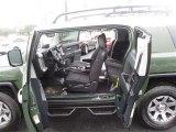 Toyota FJ Cruiser Interiors