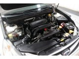 Subaru Legacy Engines