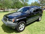 2002 Jeep Grand Cherokee Black