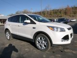 2016 White Platinum Metallic Ford Escape Titanium 4WD #108205110