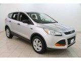 2013 Ingot Silver Metallic Ford Escape S #108205295