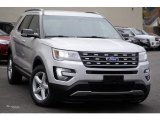 2016 Ingot Silver Metallic Ford Explorer XLT 4WD #108205131
