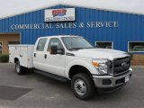 2016 Ford F350 Super Duty XL Crew Cab Utility 4x4 DRW Data, Info and Specs