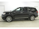 2016 Shadow Black Ford Explorer Limited 4WD #108204979