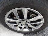 Lexus NX 2015 Wheels and Tires