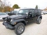 2016 Black Jeep Wrangler Unlimited Rubicon 4x4 #108230691