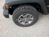 2016 Jeep Wrangler Unlimited Rubicon 4x4 Wheel