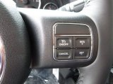 2016 Jeep Wrangler Unlimited Rubicon 4x4 Controls