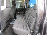 2016 Chevrolet Silverado 1500 LT Z71 Double Cab 4x4 Rear Seat