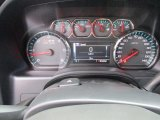 2016 Chevrolet Silverado 1500 LT Z71 Double Cab 4x4 Gauges