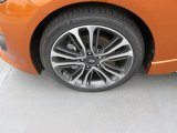 Hyundai Veloster 2016 Wheels and Tires