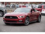 2016 Ruby Red Metallic Ford Mustang EcoBoost Coupe #108230652