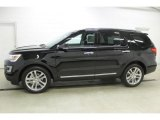 2016 Shadow Black Ford Explorer Limited #108230343