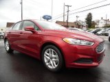 2016 Ford Fusion Ruby Red Metallic