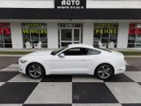 2015 Oxford White Ford Mustang EcoBoost Coupe #108259864