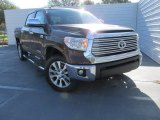 2016 Sunset Bronze Mica Toyota Tundra Limited CrewMax #108259828