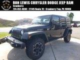 2016 Black Jeep Wrangler Unlimited Rubicon Hard Rock 4x4 #108287012