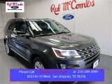 2016 Magnetic Metallic Ford Explorer XLT #108286931